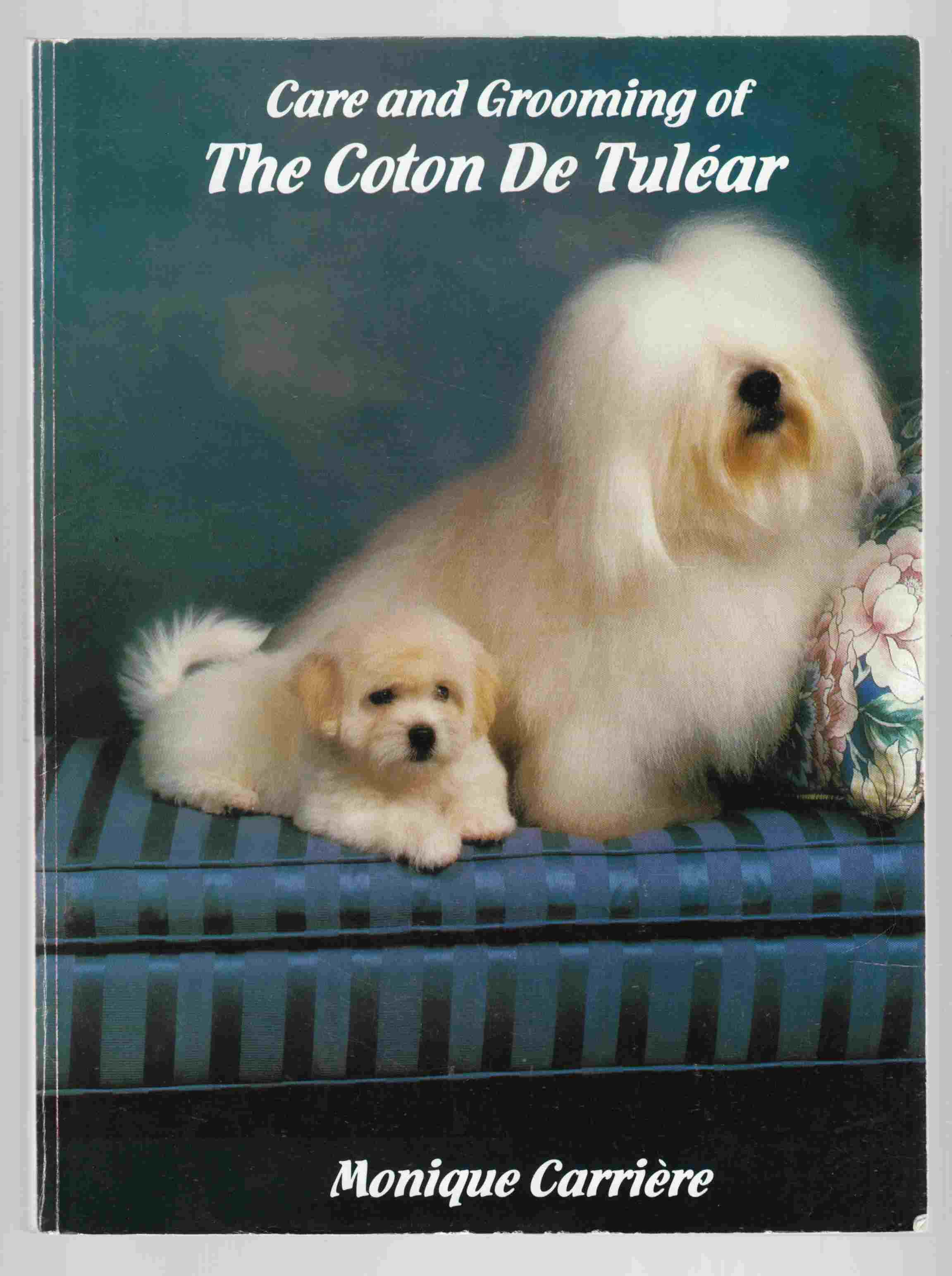 Image for Care and Grooming of the Coton du Tulear