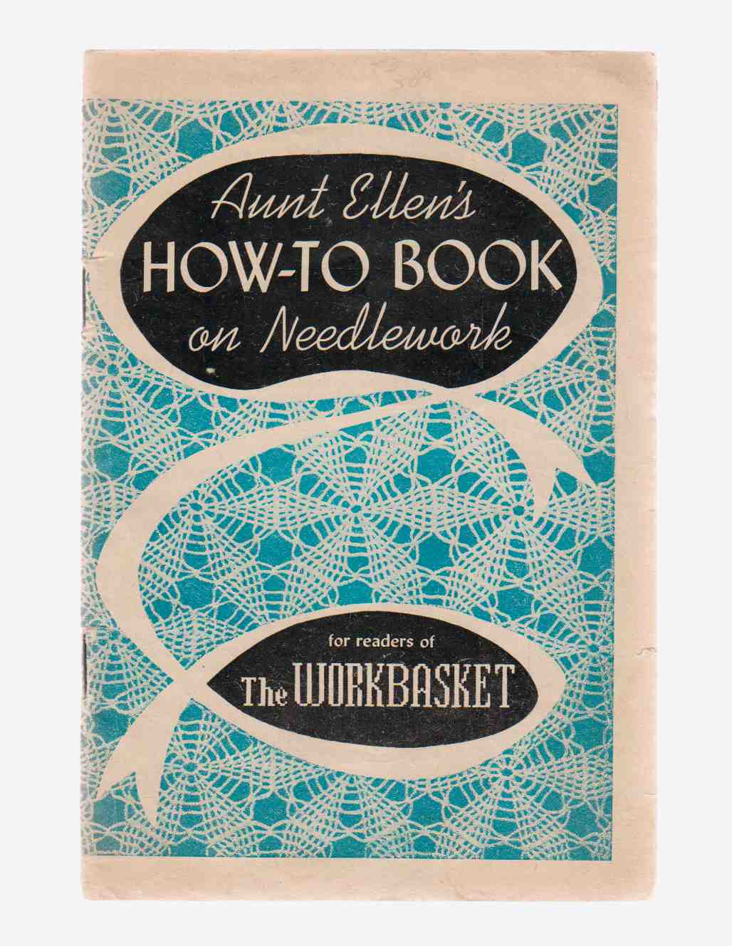 Image for Aunt Ellen's How-To Book on Needlework