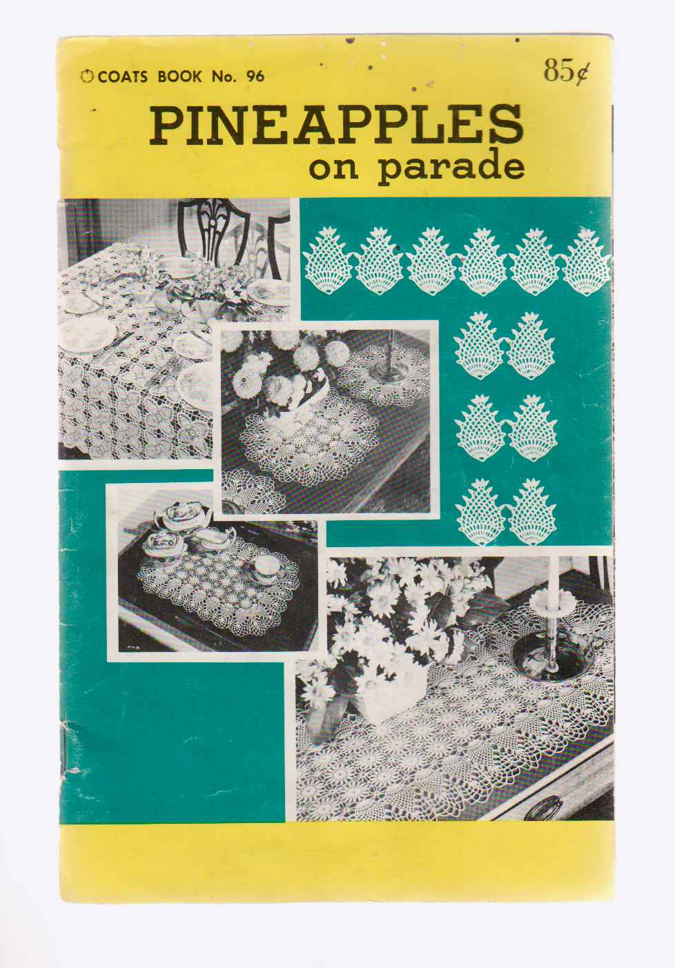 Image for Pineapples on Parade, Book No. 96