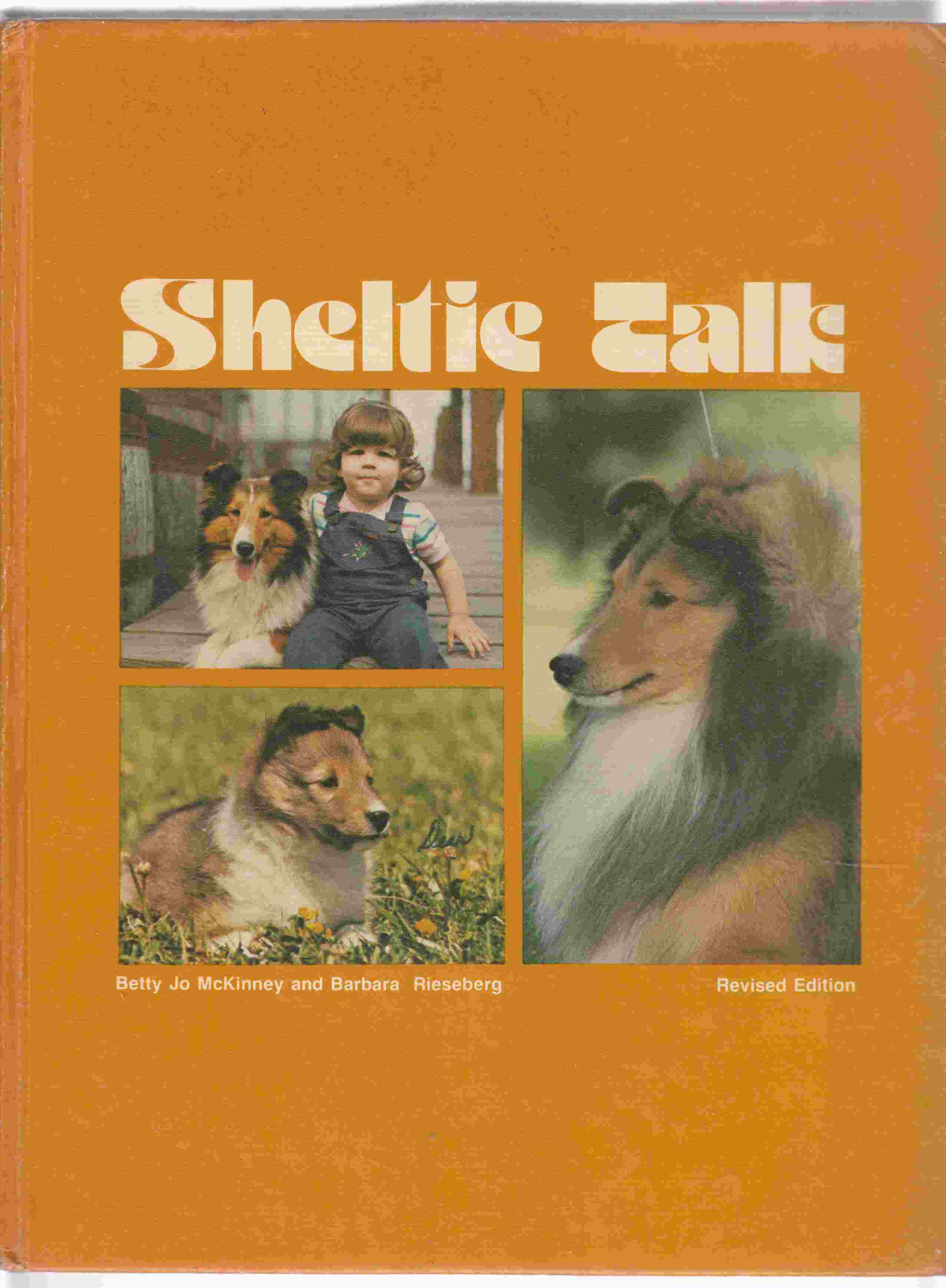 Image for Sheltie Talk Revised Edition
