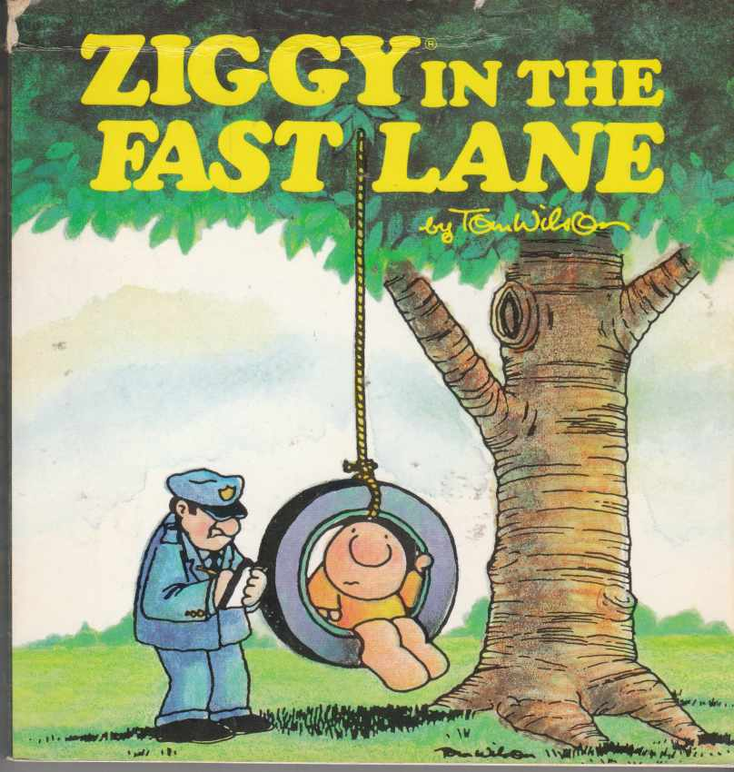Image for Ziggy in the Fast Lane