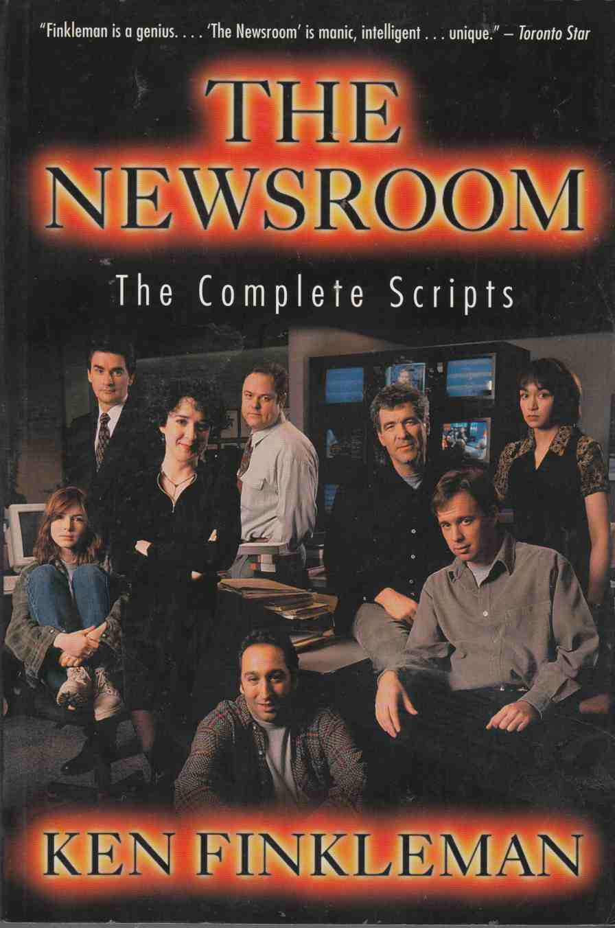 Image for The Newsroom The Complete Scripts
