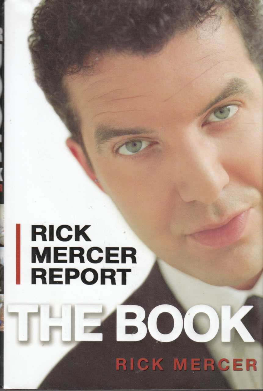 Image for Rick Mercer Report The Book