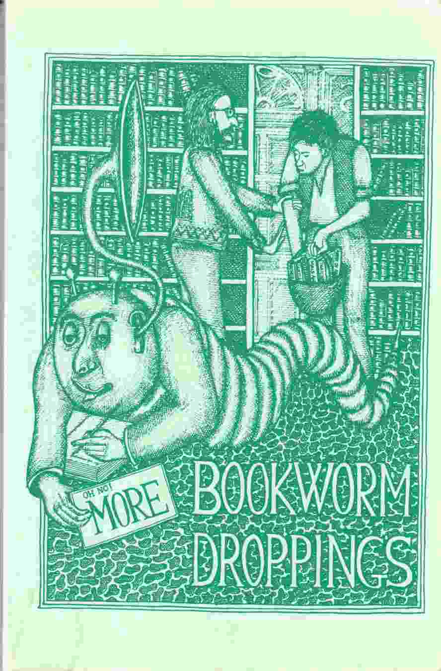 Image for More Book-Worm Droppings