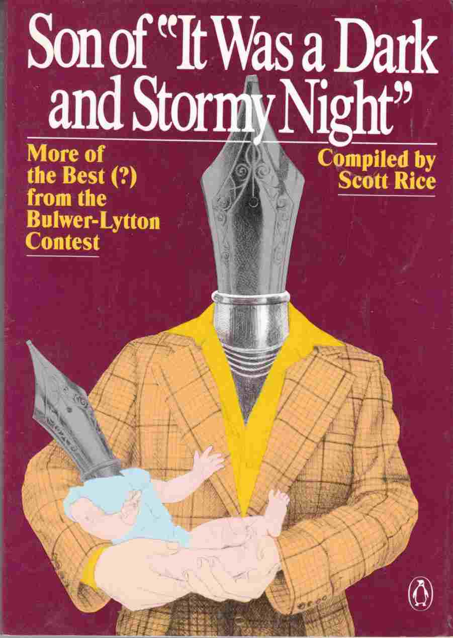 "Image for Son of ""It Was a Dark and Stormy Night"":  More of the Best (? ) from the Bulwer-Lytton Contest"