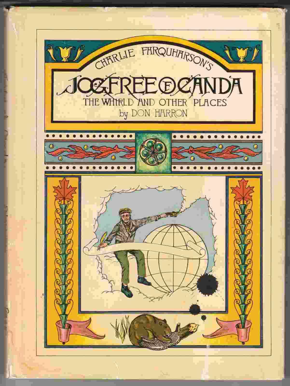 Image for Charlie Farquharson's Jogfree of Canda, the Whirld and Other Places A Pubic School Jogfree