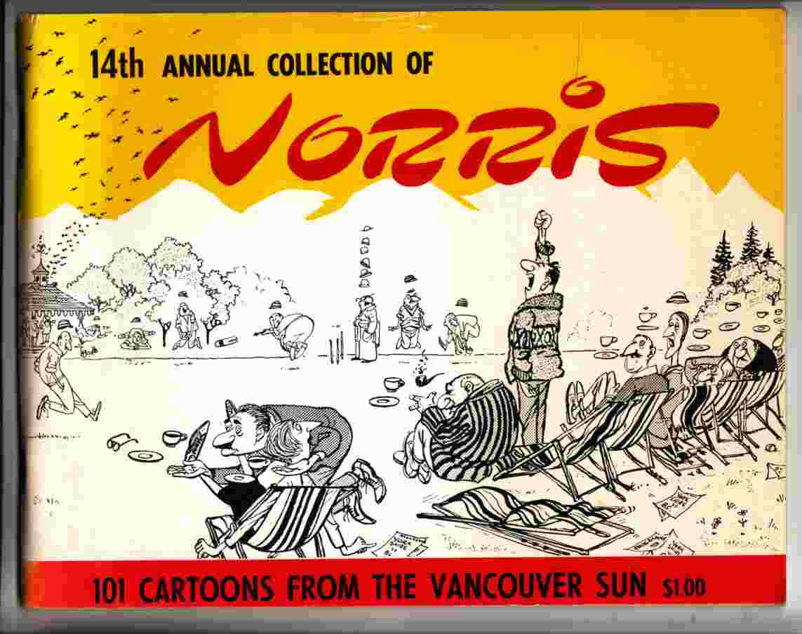 Image for 14th Annual Collection of Norris