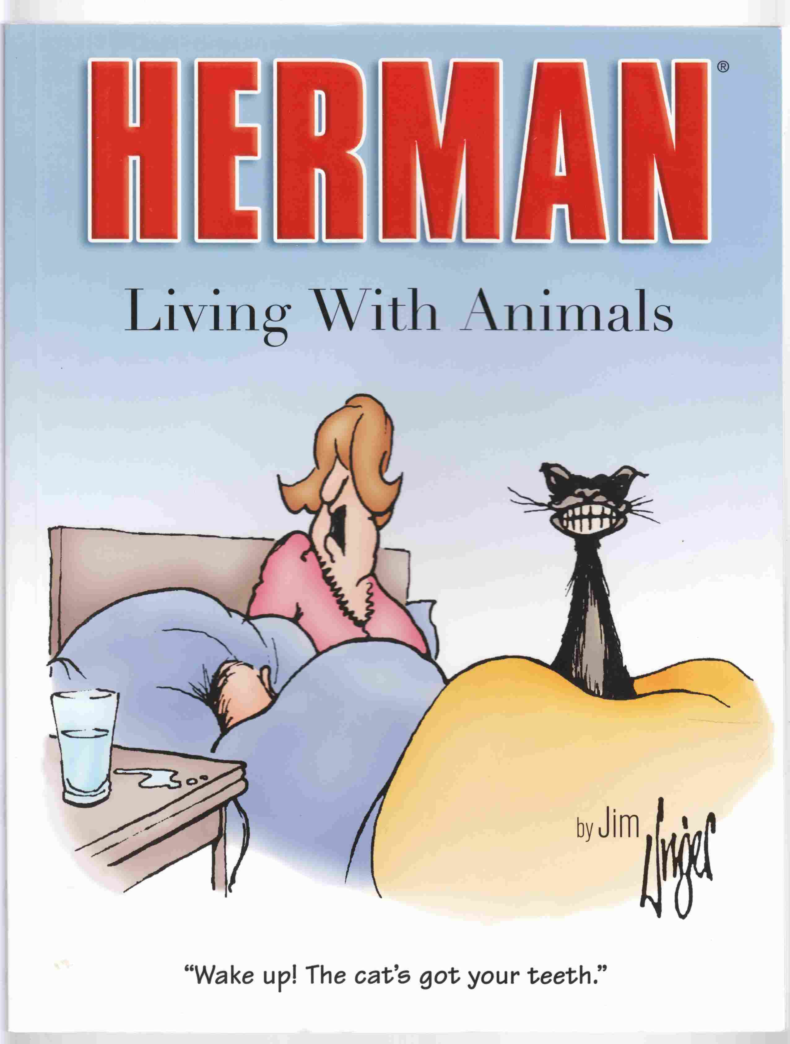 Image for Herman: Living with Animals