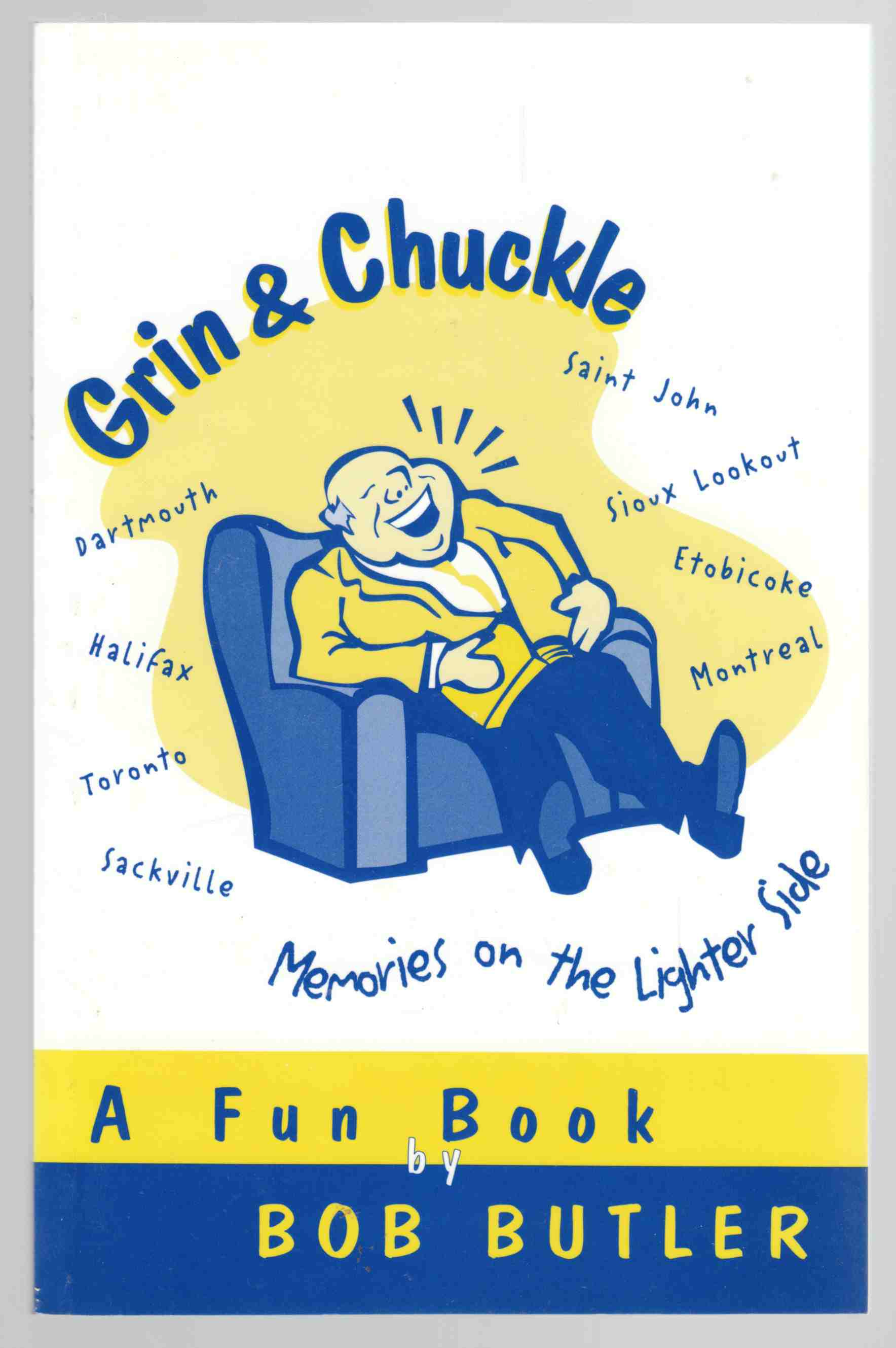 Image for Grin & Chuckle Memories on the Lighter Side