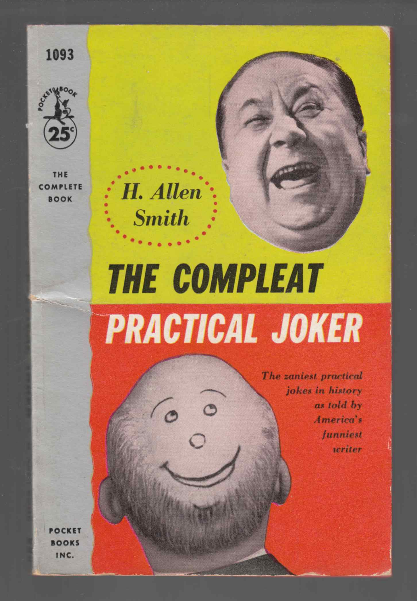 Image for The Compeat Practical Joker