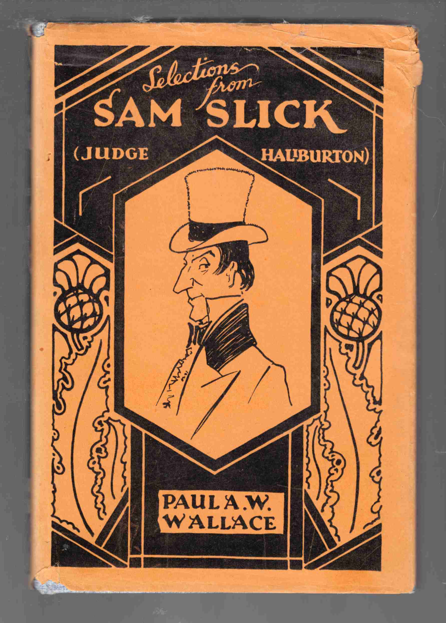 Image for Selections from Sam Slick (Judge Haliburton)