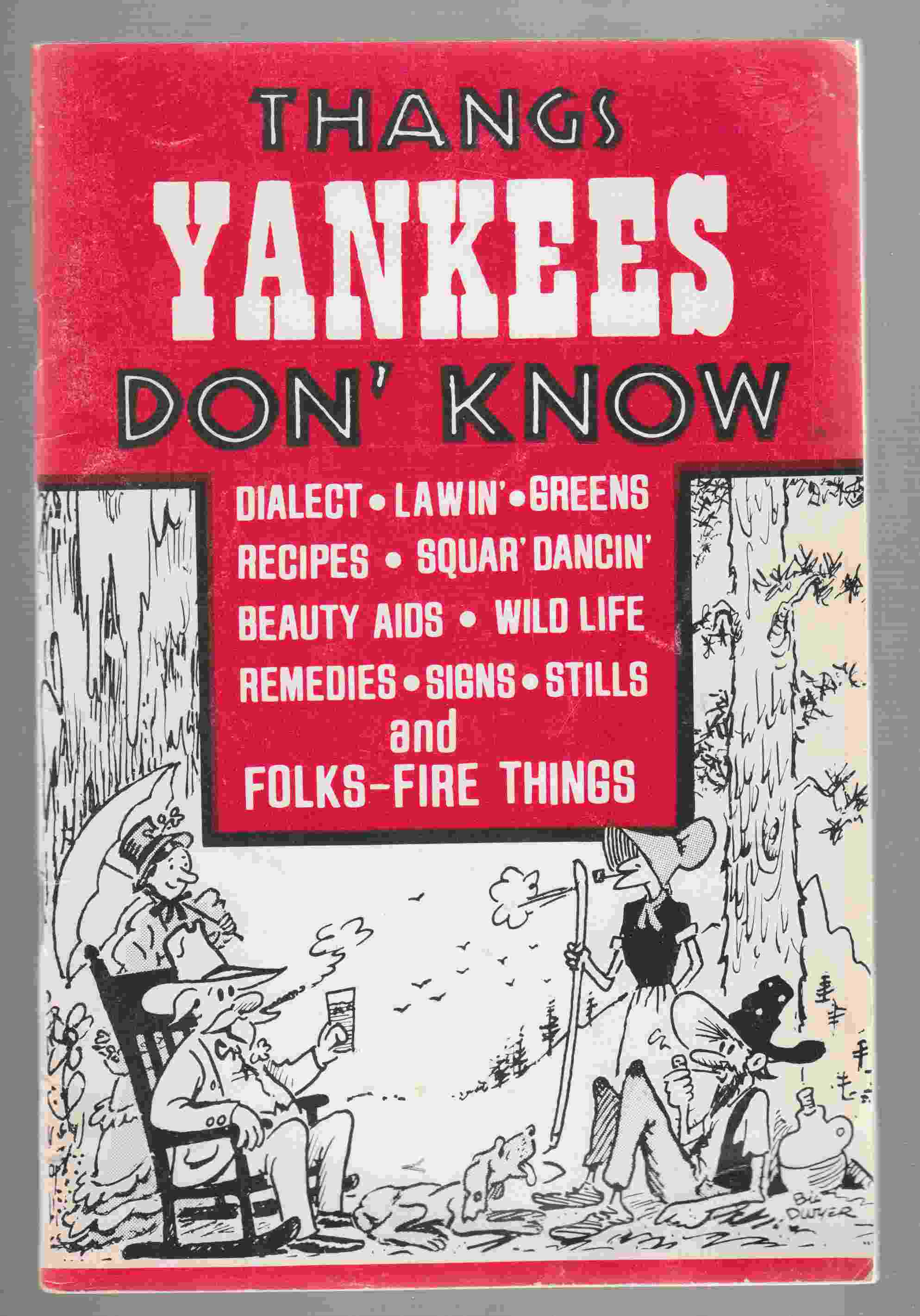 Image for Thangs Yankees Don't Know
