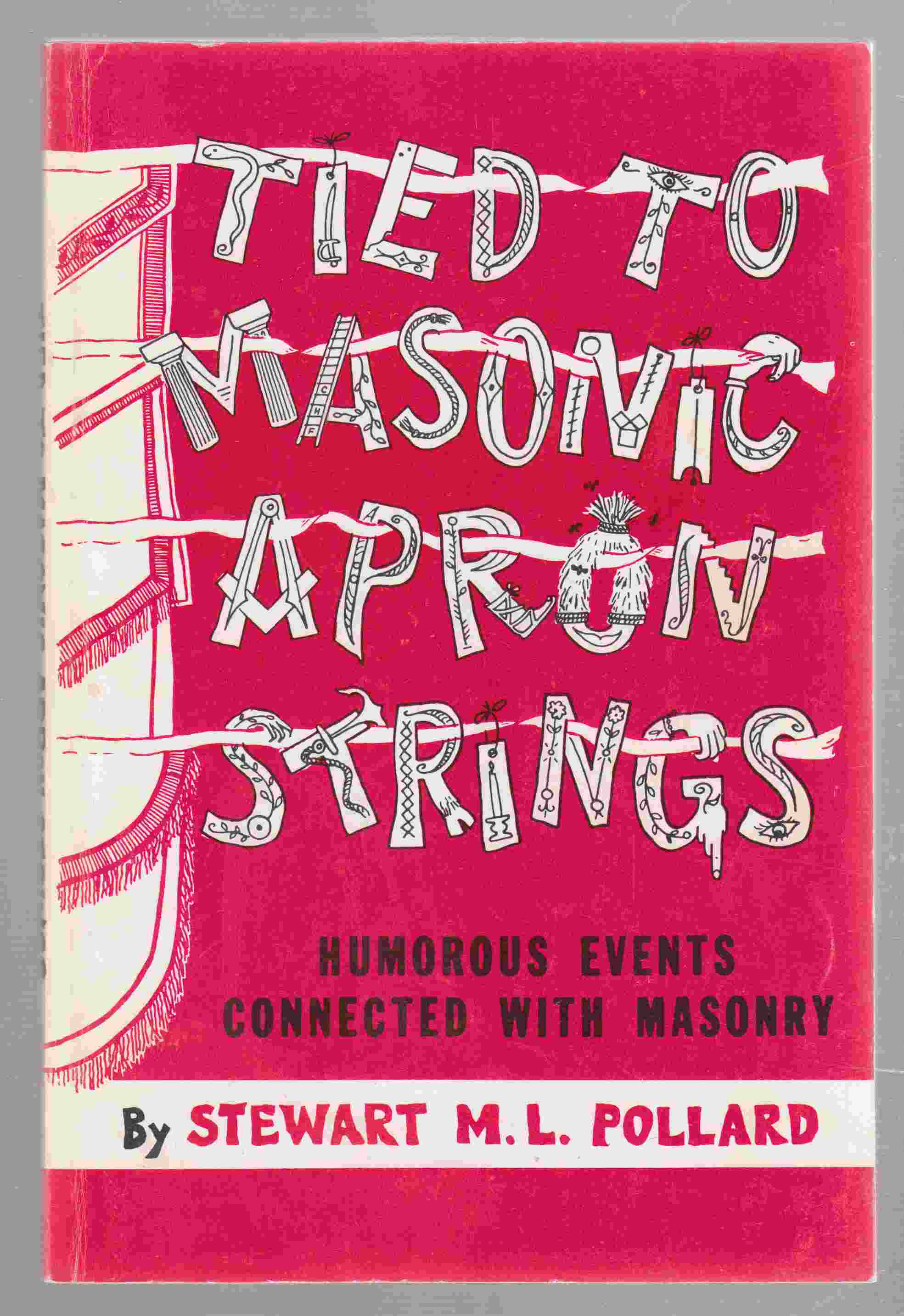 Image for Tied to Masonic Apron Strings.