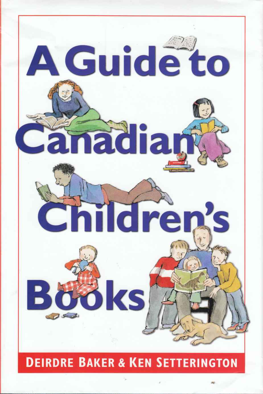 Image for A Guide to Canadian Children's Books