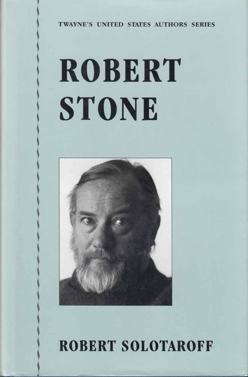 Image for Robert Stone