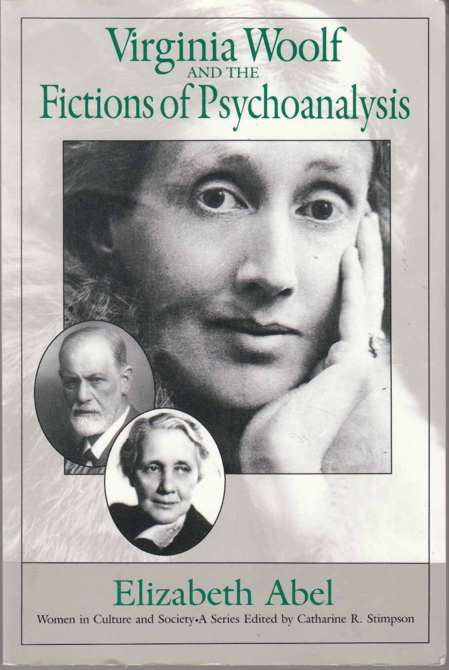 Image for Virginia Woolf and the Fictions of Psychoanalysis