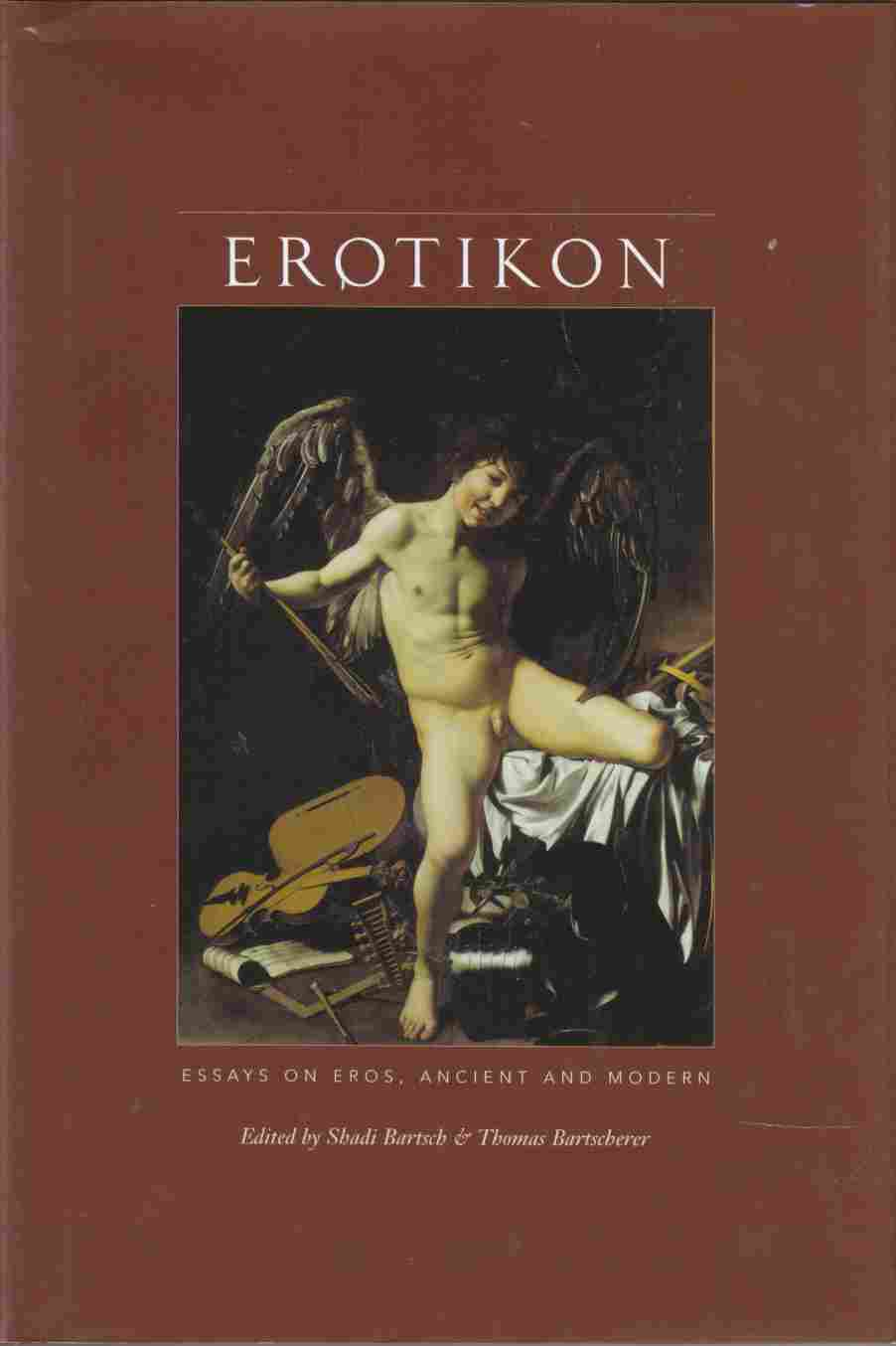 Image for Erotikon Essays on Eros, Ancient and Modern