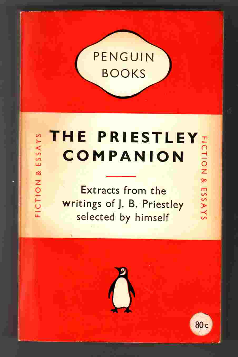 Image for The Priestley Companion