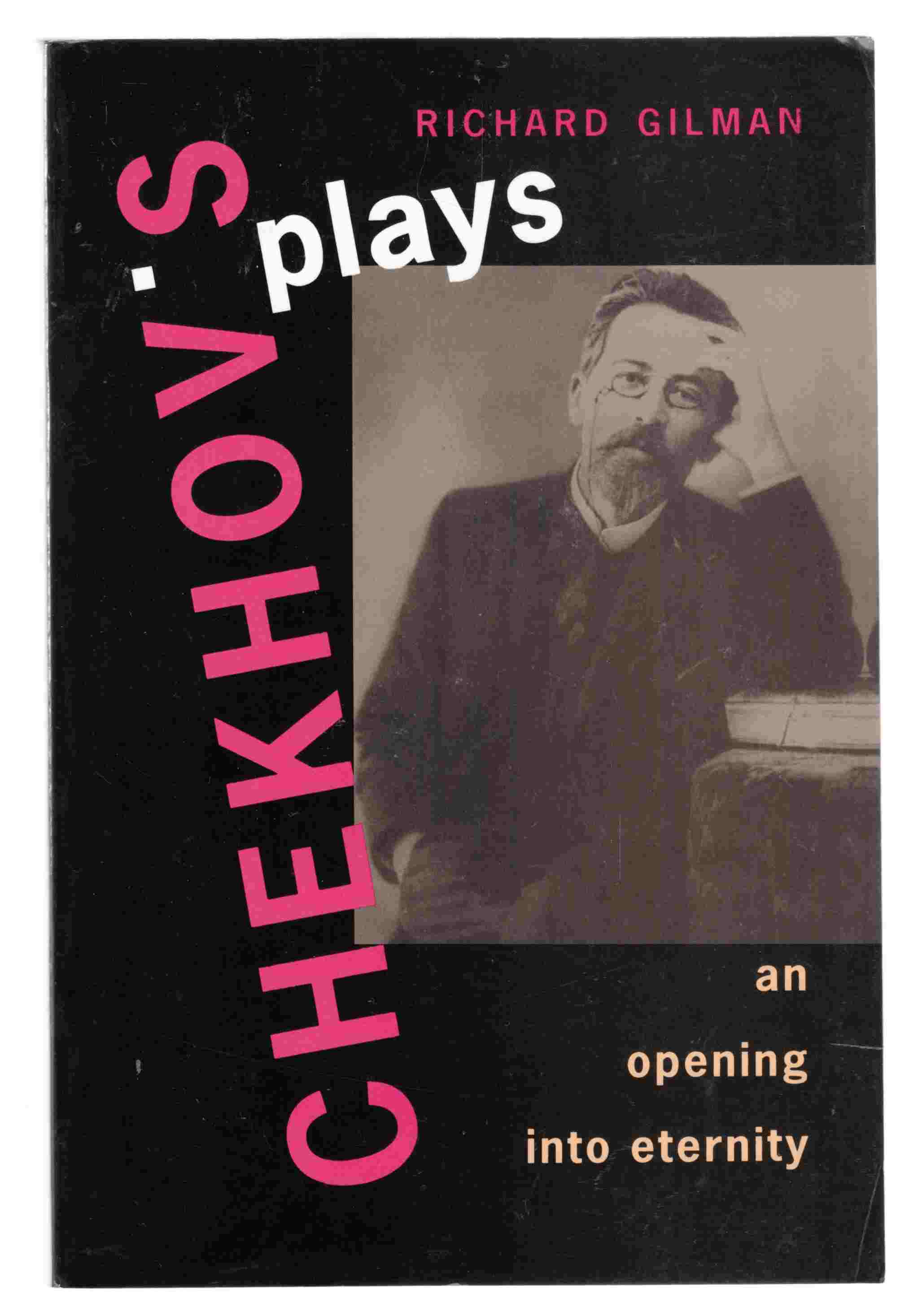 Image for Chekhov's Plays An Opening Into Eternity