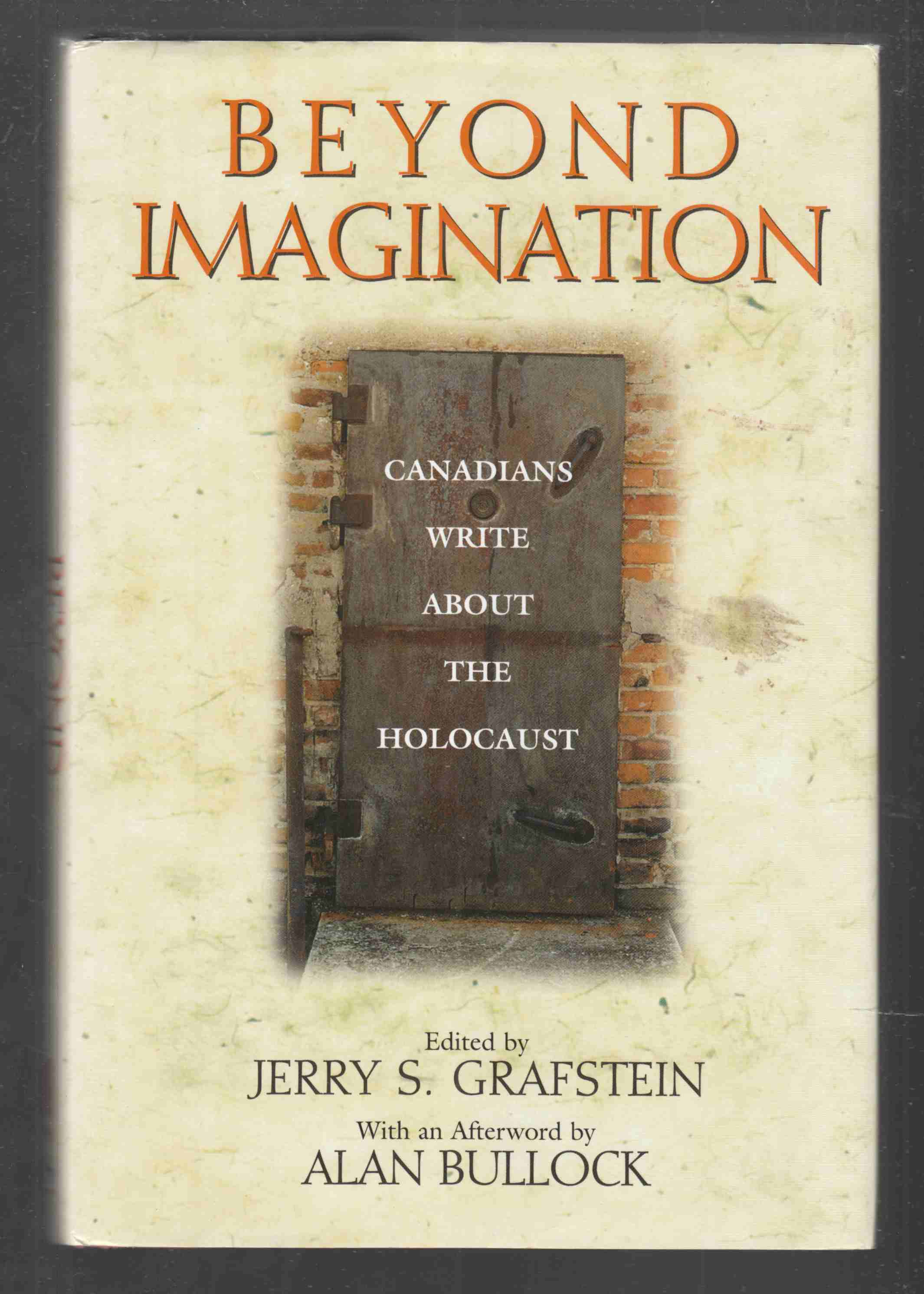 Image for Beyond Imagination Canadians Write about the Holocaust