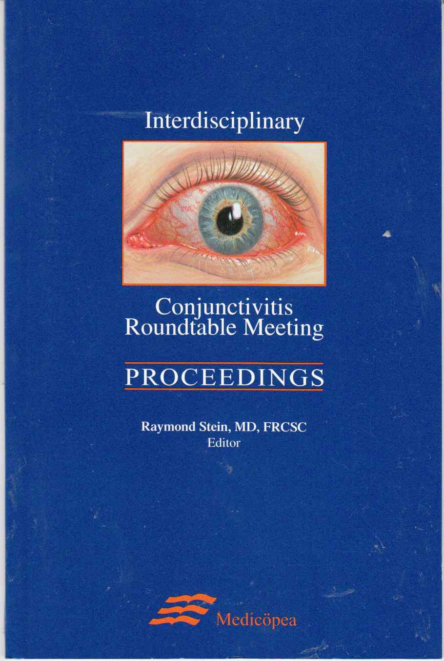 Image for Proceedings of the Interdisciplinary Conjunctivitis Roundtable Meeting