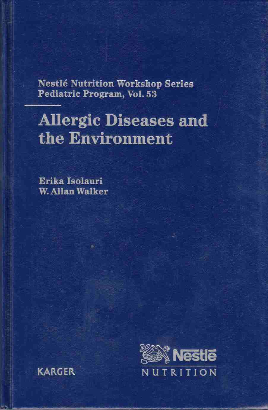 Image for Allergic Diseases and the Environment