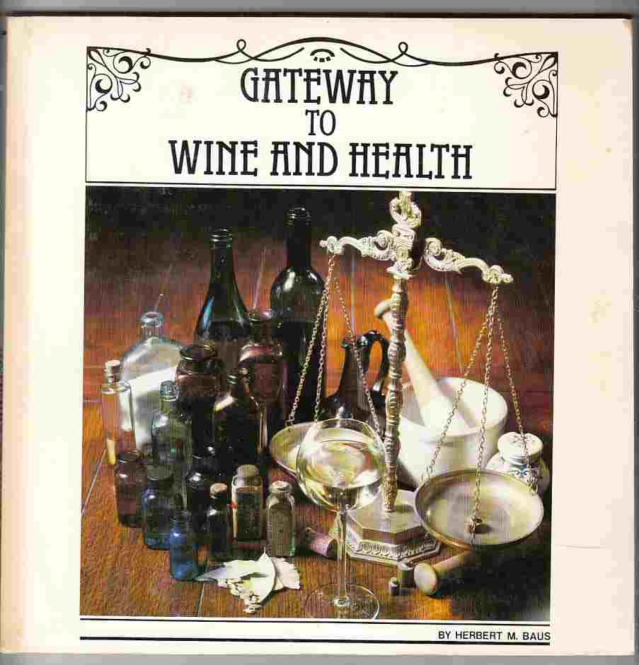 Image for Gateway to Wine and Health