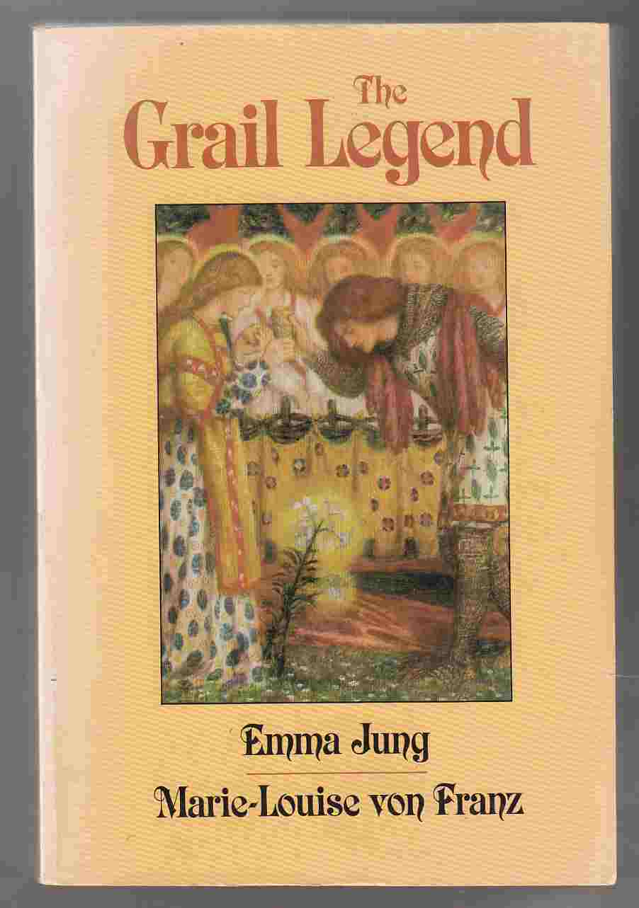 Image for The Grail Legend