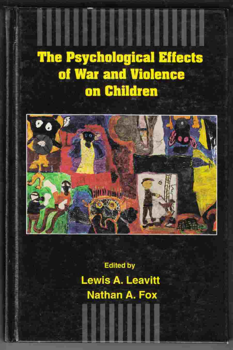 Image for The Psychological Affects of War and Violence on Children
