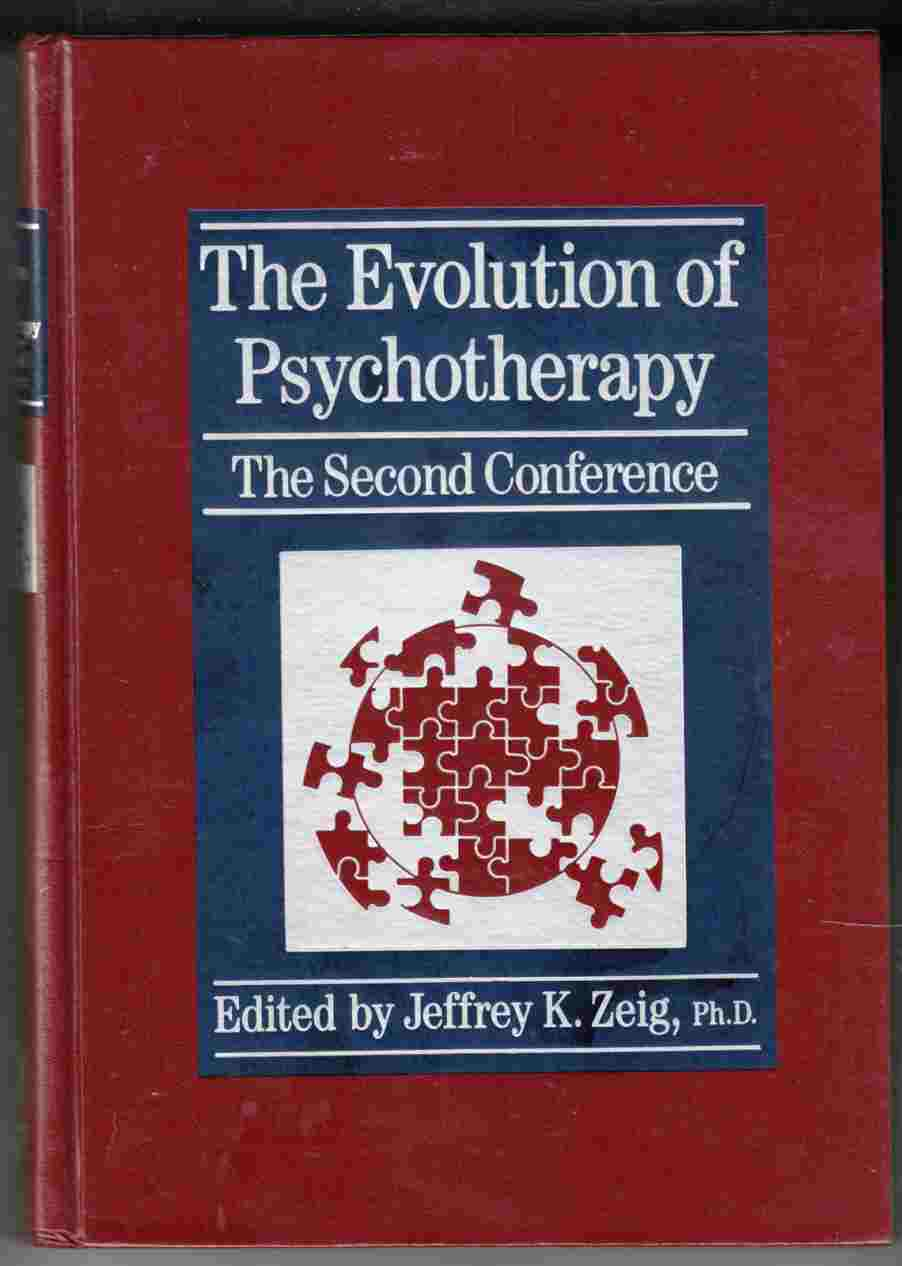 Image for The Evolution of Psychotherapy The Second Conference