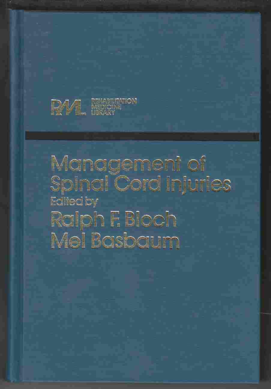 Image for Management of Spinal Cord Injuries