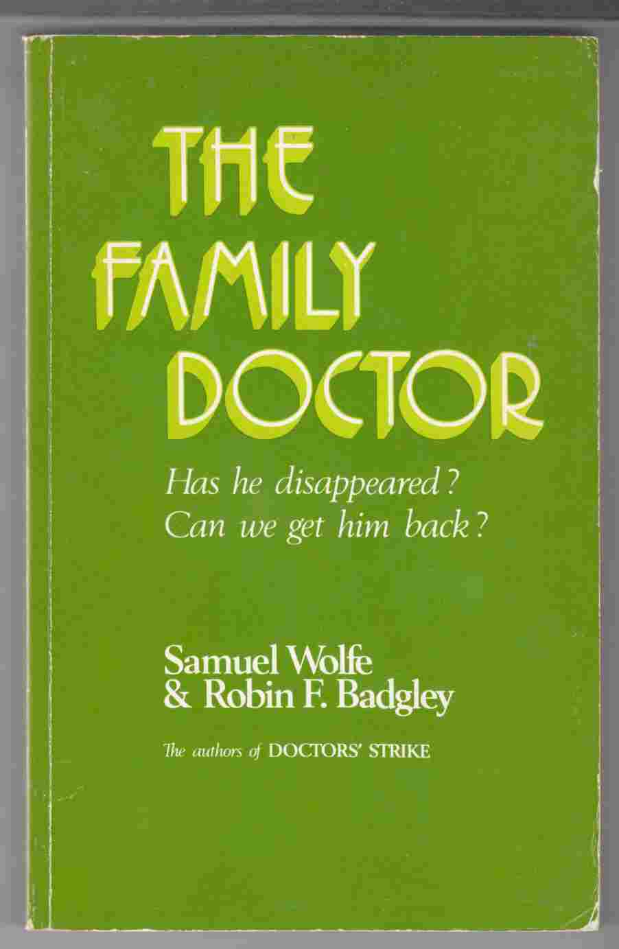 Image for The Family Doctor