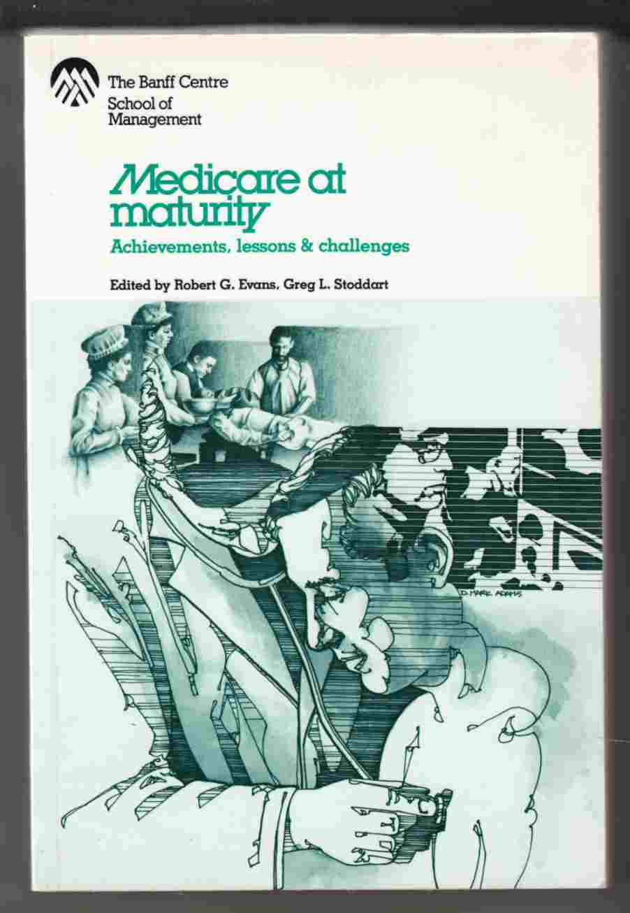 Image for Medicare At Maturity Achievements, Lessons & Challenges