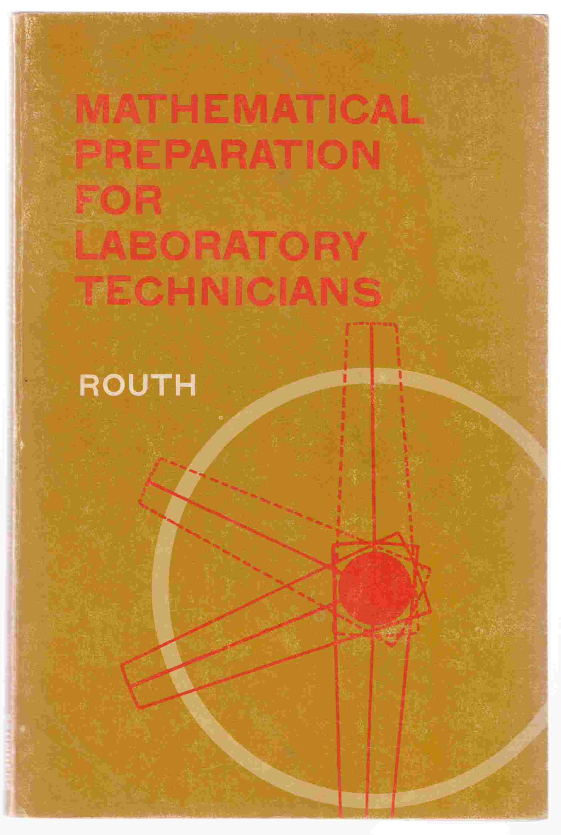 Image for Mathematical Preparation for Laboratory Technicians