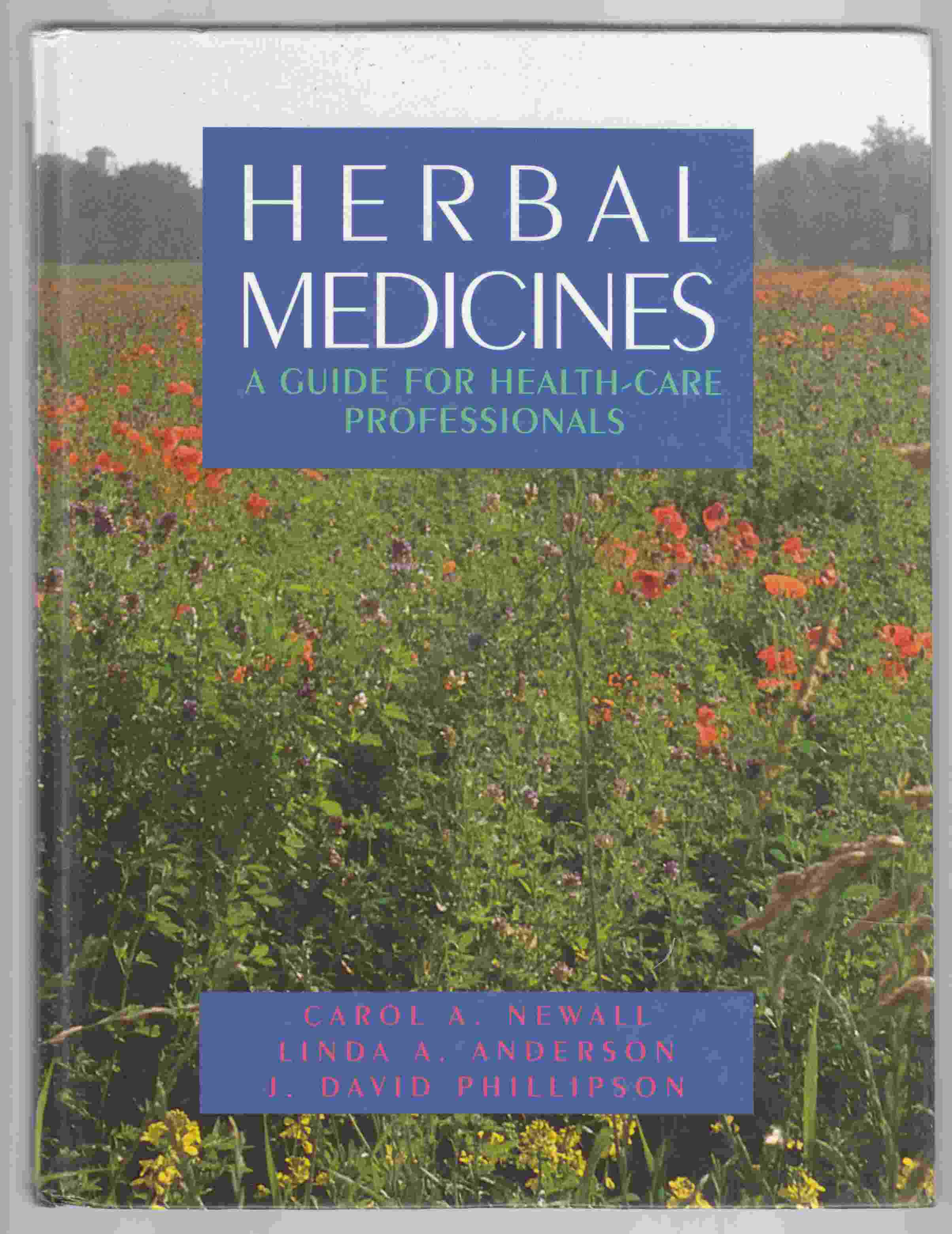 Image for Herbal Medicines A Guide for Health-Care Professionals