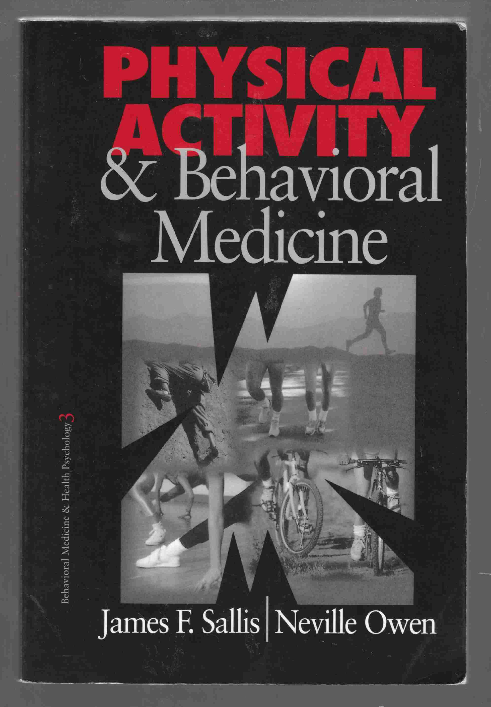 Image for Physical Activity & Behavioural Medicine