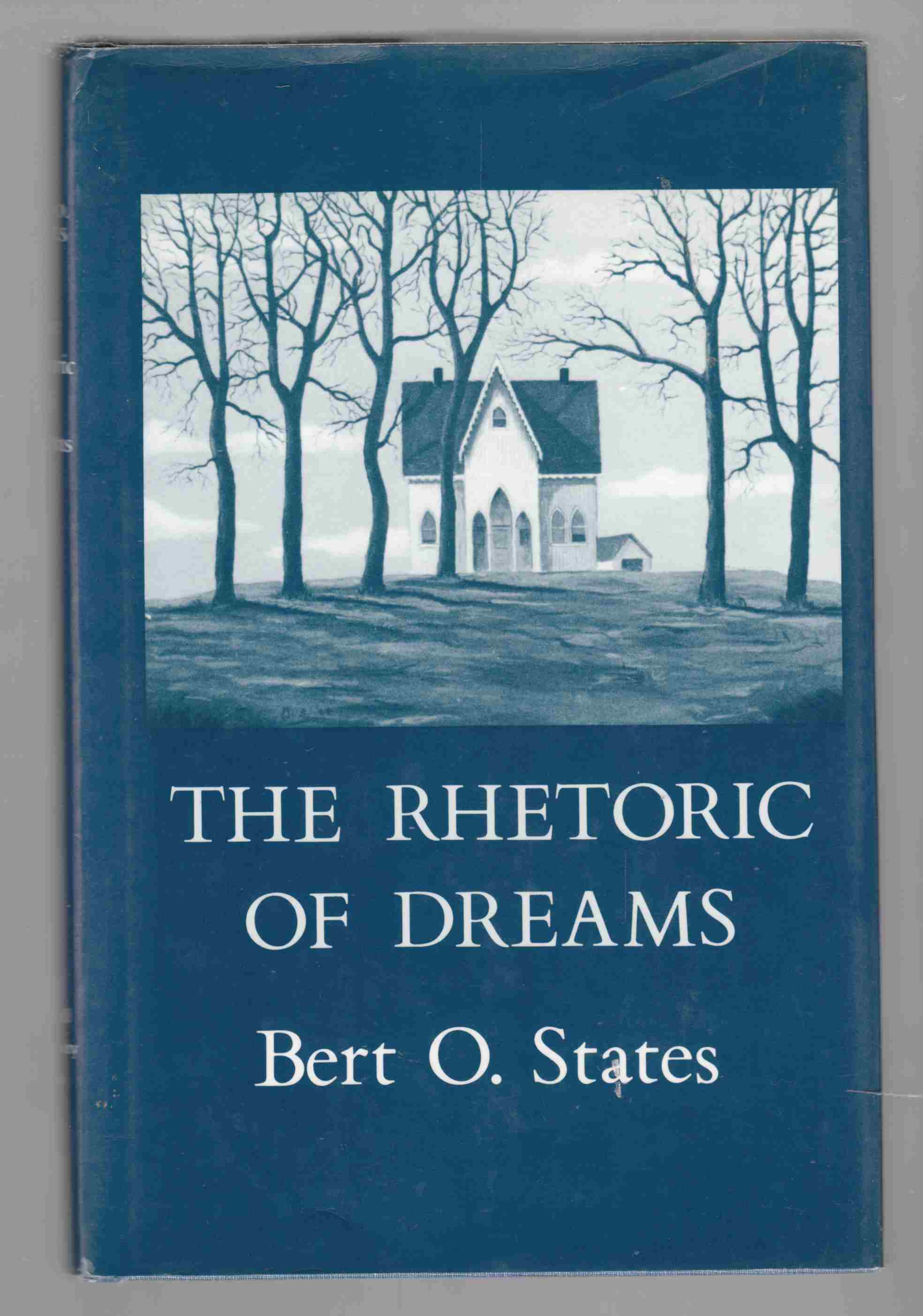 Image for The Rhetoric of Dreams