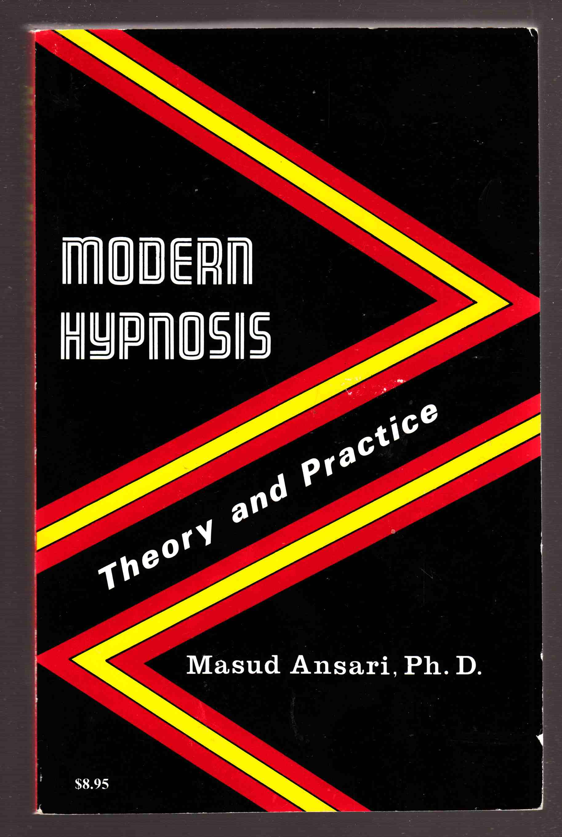 Image for Modern Hypnosis  Theory and Practice