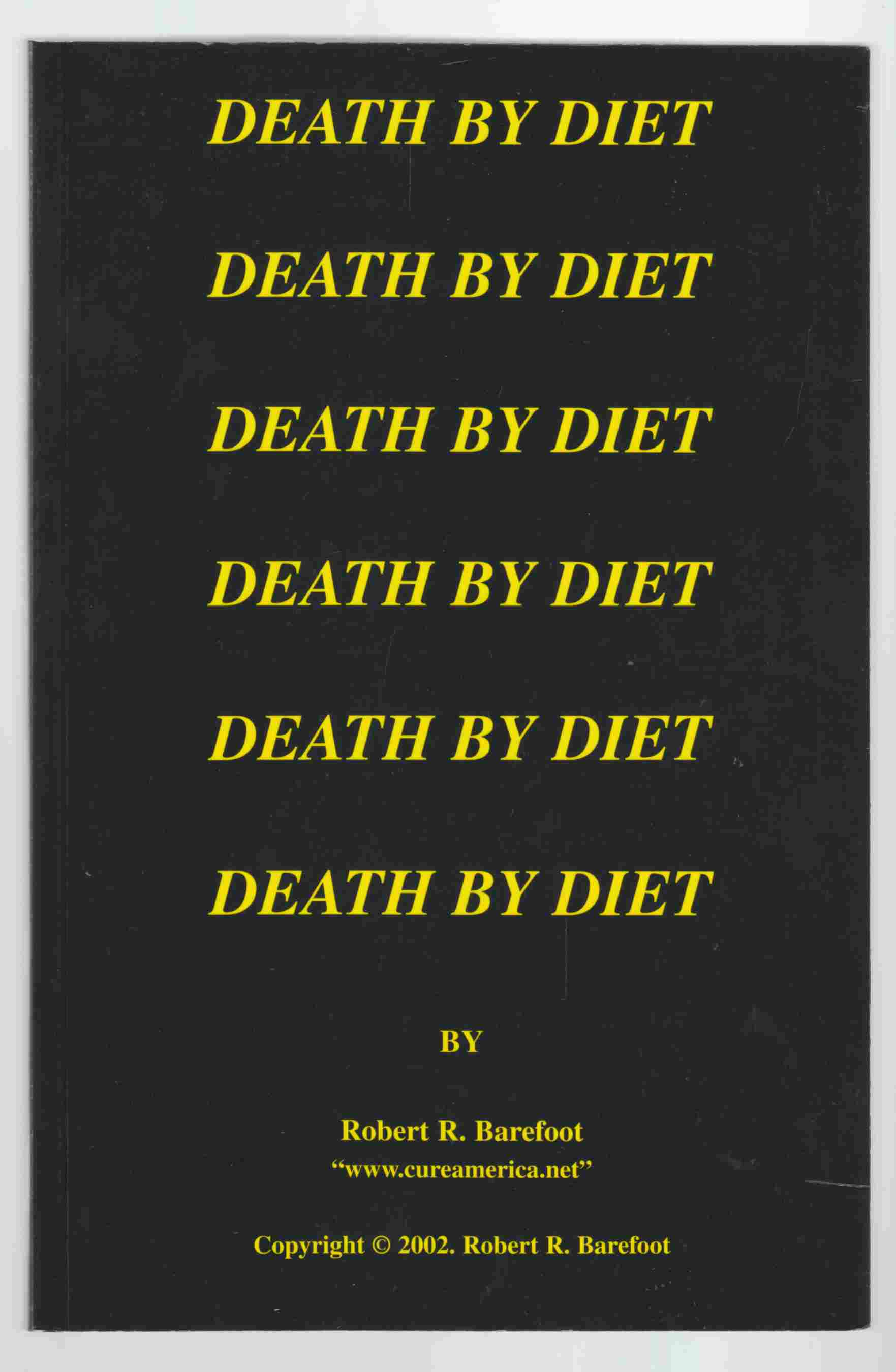 Image for Death by Diet