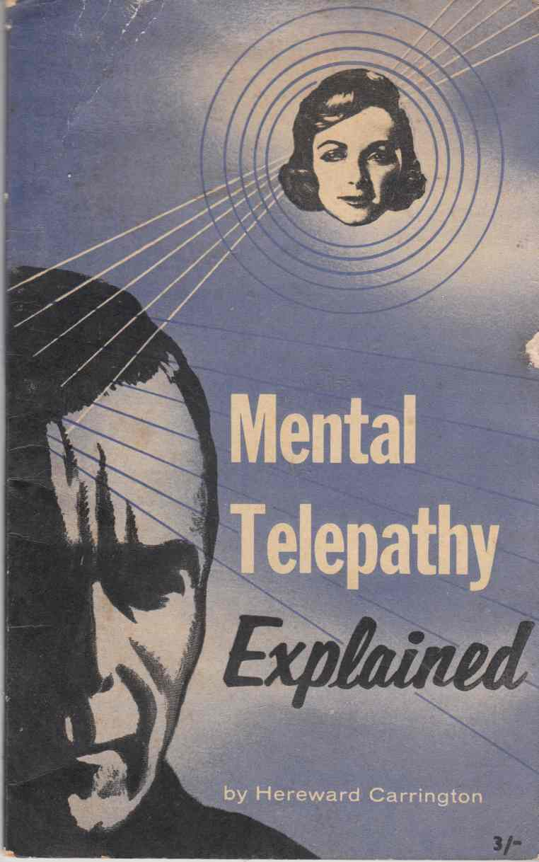 Image for Mental Telepathy Explained