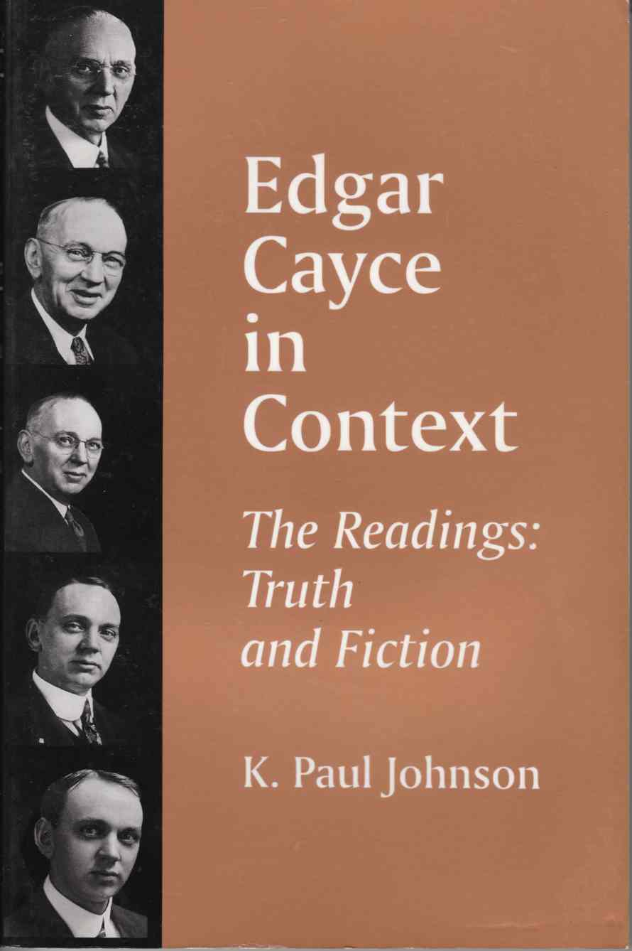 Image for Edgar Cayce in Context The Readings: Truth and Fiction