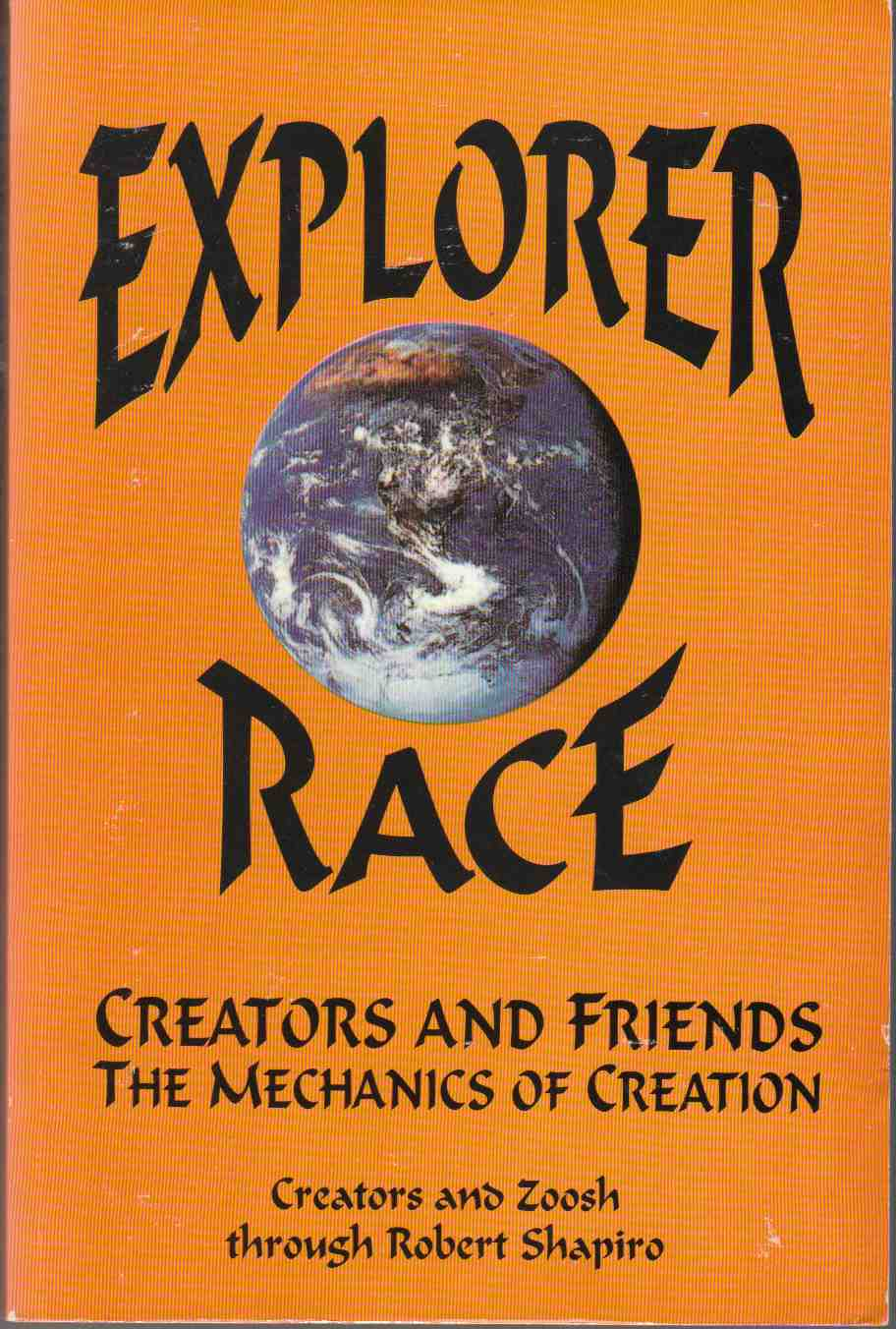 Image for Explorer Race: Creators and Friends - the Mechanics of Creation