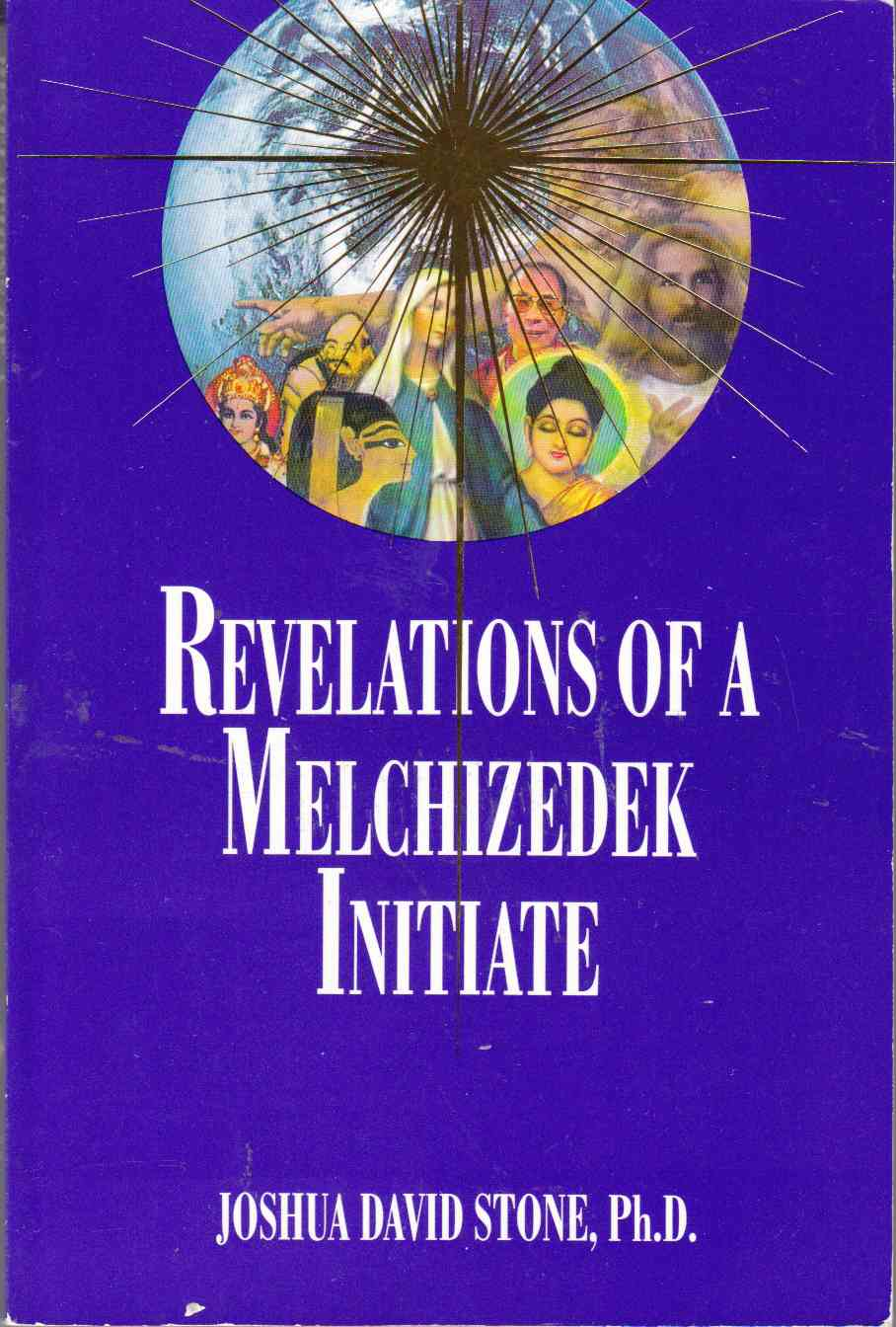 Image for Revelations of a Melchizedek Initiate The Easy to Read Encyclopedia of the Spiritual Path, Volume XI