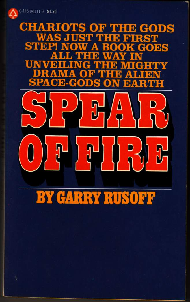 Image for Spear of Fire