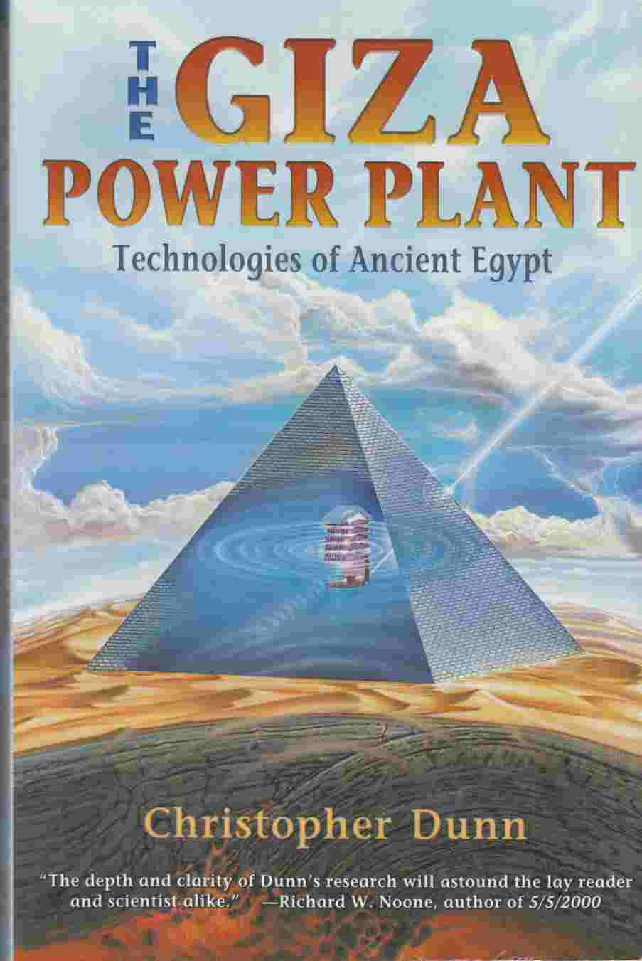Image for The Giza Power Plant:  Technologies of Ancient Egypt