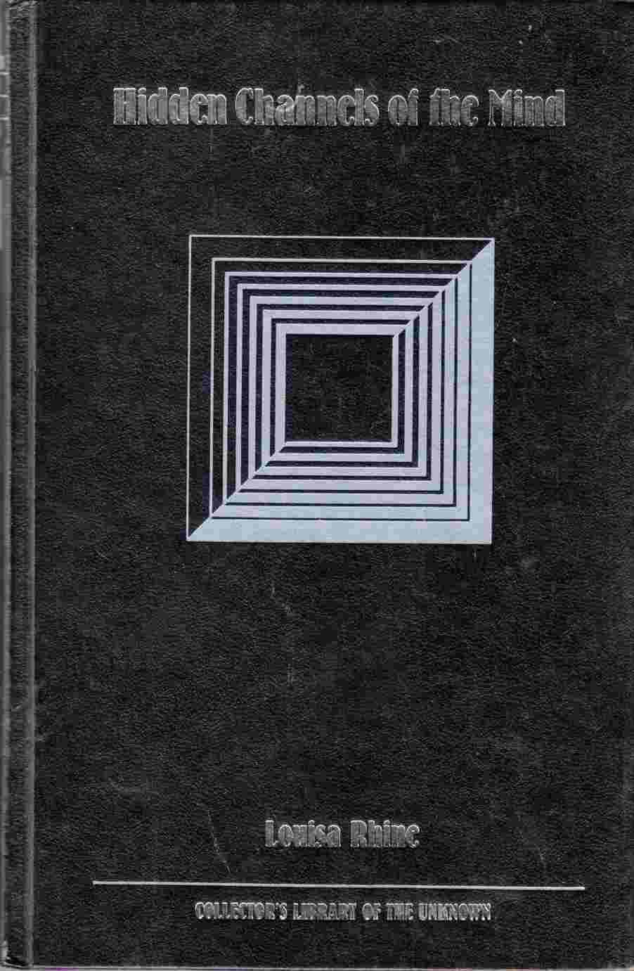 Image for Hidden Channels of the Mind (Collector's Library of the Unknown)
