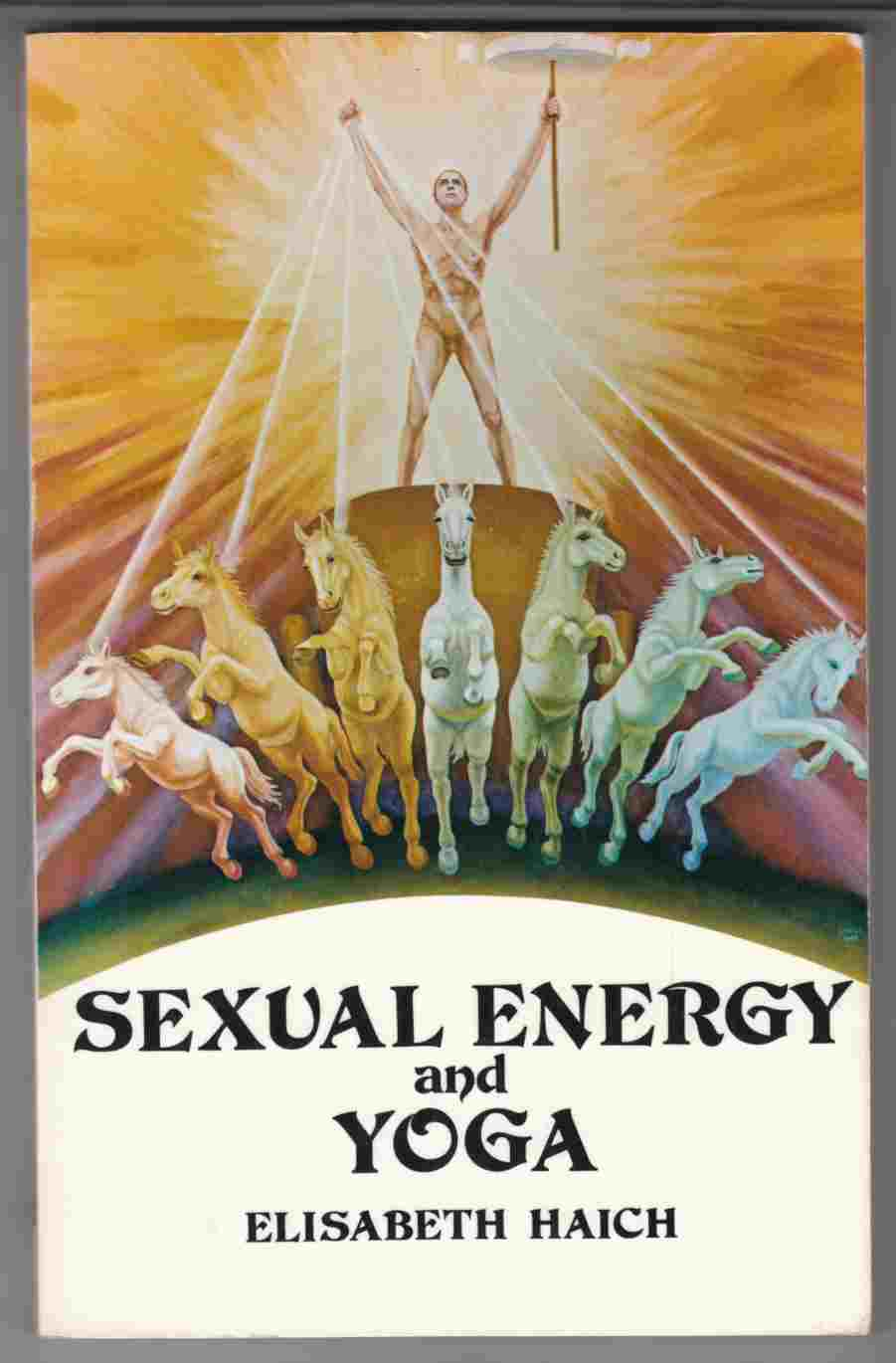 Image for Sexual Energy and Yoga