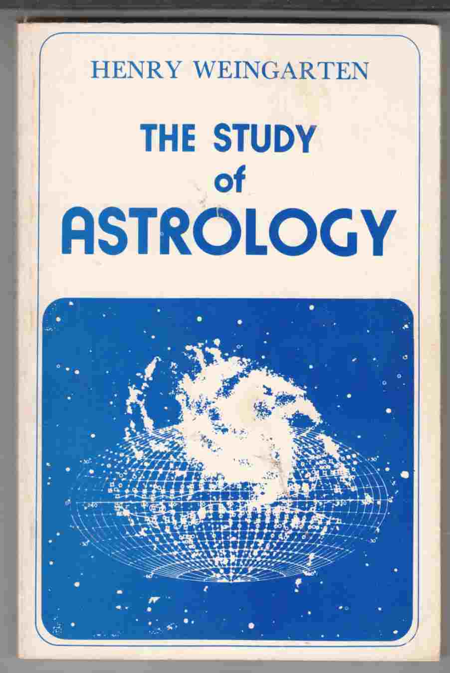 Image for The Study of Astrology Book I