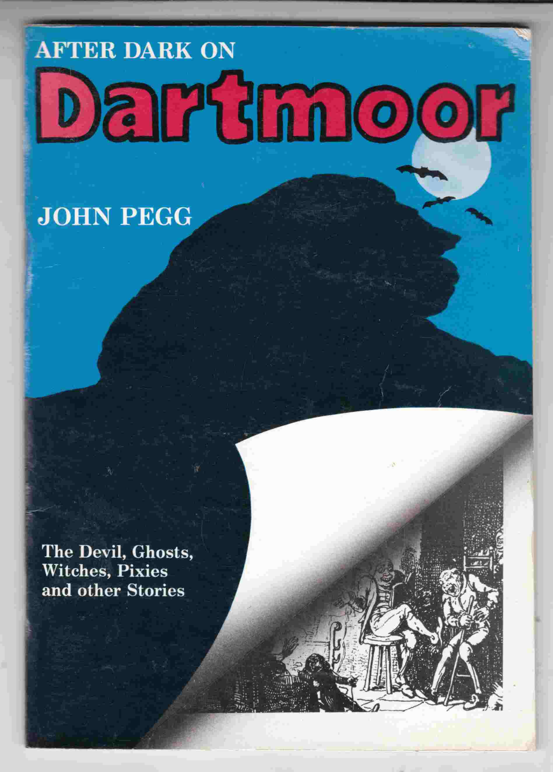 Image for After Dark on Dartmoor Collected Stories, Legends and Tales
