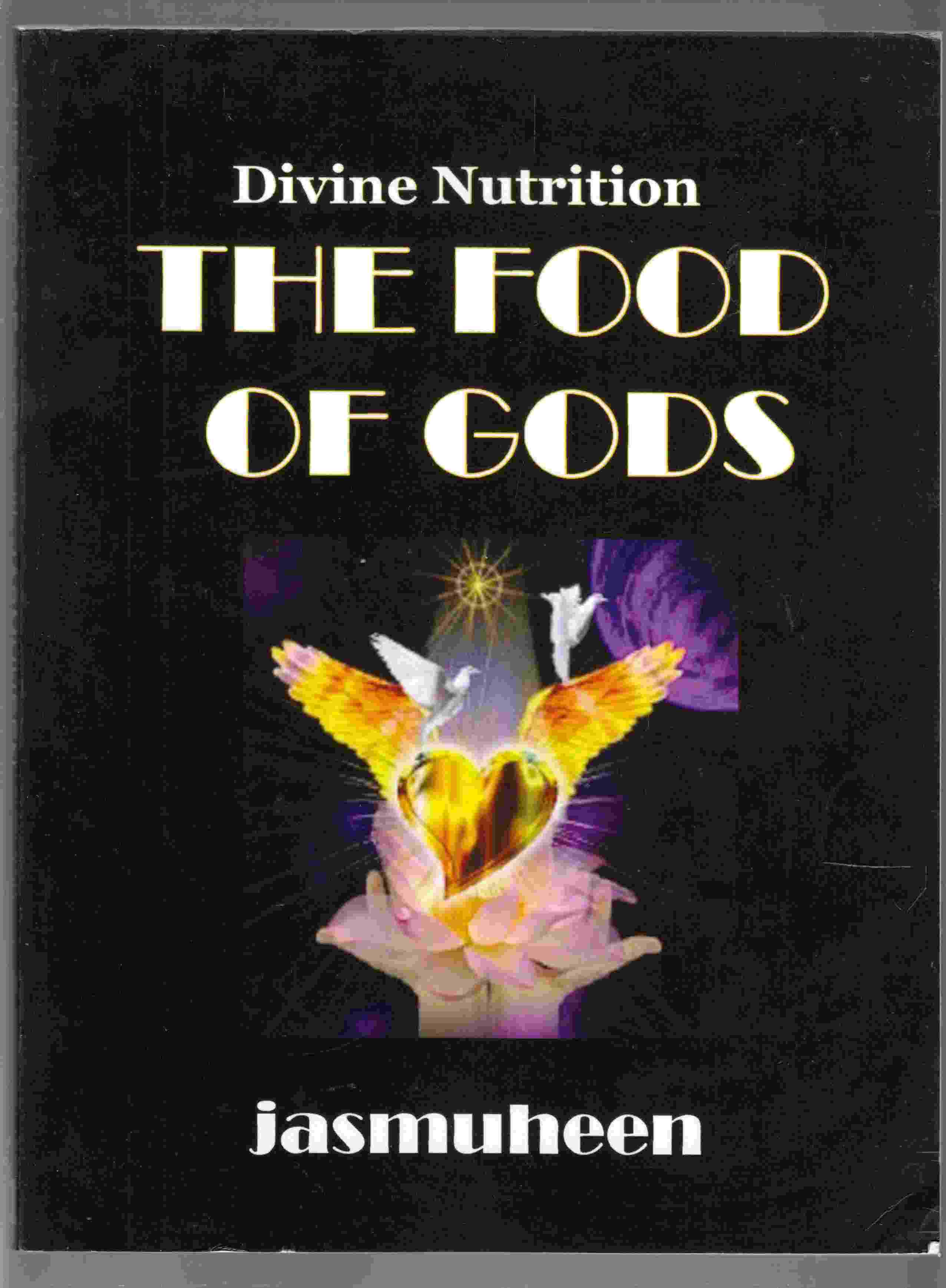 Image for Divine Nutrition:  The Madonna Frequency & the Food of the Gods